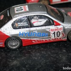 Scalextric: COCHE SCALEXTRIC HYUNDAI ACCENT. Lote 92292185