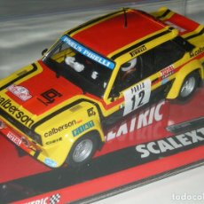 Scalextric: FIAT 131 ABARTH CALBERSON SCALEXTRIC. Lote 93630295