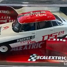 Scalextric: COCHE SCALEXTRIC CITROEN CLUB 014 DS 21 ESPECTACULAR NUEVO JOYA UNICA . Lote 95618819