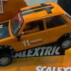 Scalextric: COCHE SCALEXTRIC RENAULT 5 EDITION 2011 JOYA NUEVO . Lote 95620123