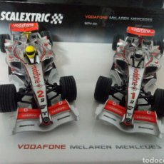 Scalextric: SCALEXTRIC VODAFONE MCLAREN MERCEDES MP4-22. Lote 95681944