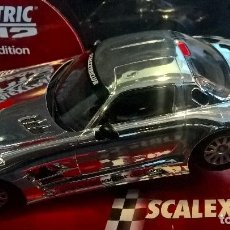 Scalextric: COCHE SCALEXTRIC MERCEDES BENZ 2012 CLUB EDITION NUEVO. Lote 95687747