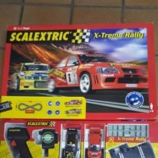 Scalextric: CIRCUITO X-TREME RALLY DE SCALEXTRIC. Lote 95879479