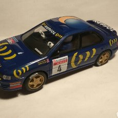 Scalextric: SUBARU IMPREZA WRC SCALEXTRIC TECNITOYS ALTAYA. Lote 95903104