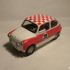 Scalextric: SEAT 600 SCALEXTRIC ALTAYA TECNITOYS. Lote 95907883