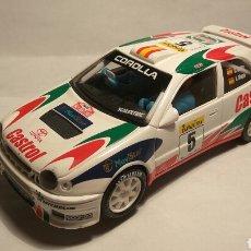 Scalextric: TOYOTA COROLLA WRC TECNITOYS ALTAYA SCALEXTRIC. Lote 95944179