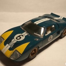 Scalextric: FORD GT40 SCALEXTRIC TECNITOYS ALTAYA. Lote 95970200