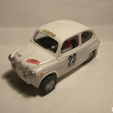 Scalextric: SEAT 600 SCALEXTRIC TECNITOYS. Lote 95970246