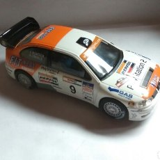 Scalextric: SEAT CORDOBA WRC CRIVILLE SCALEXTRIC TECNITOYS ALTAYA. Lote 97575932