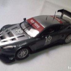 Scalextric: ASTON MARTIN DBR9 GT * 10º ANIVERSARIO TECNITOYS * TECNITOYS 6276 (2007). Lote 98012287
