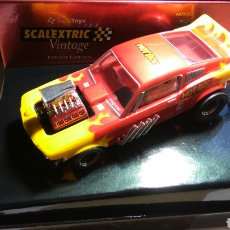 Scalextric: FORD MUSTANG VINTAGE SCALEXTRIC TECNITOYS REF. 6148. Lote 98226875