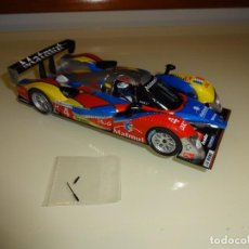 Scalextric: SCALEXTRIC. PEUGEOT 908 HDI FAP. 24H LE MANS. Lote 98231175