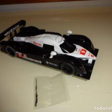 Scalextric: SCALEXTRIC. PEUGEOT 908 HDI FAP. 24H LE MANS. CIRCUITO. Lote 98231283