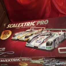 Scalextric: SCALEXTRIC PRO C2 COMPLETO COCHES AUDI R8. Lote 98363851