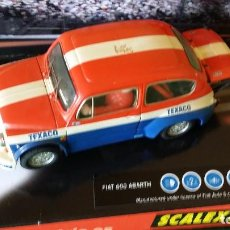 Scalextric: FIAT 1000 ABARTH TEXACO – SCALEXTRIC. Lote 98384359