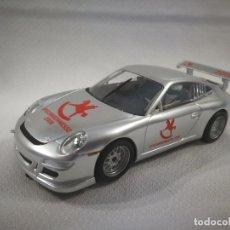 Scalextric: PORSCHE 911 GT3 CUP *E.LIMITADA NÜREMBERG TOY FAIR* TECNITOYS 63340 (2008) /CR/. Lote 98562831