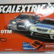 Scalextric: CIRCUITO - SCALEXTRIC C3 DTM - TECNITOYS. Lote 100340699