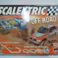 Scalextric: CIRCUITO - SCALEXTRIC OFF ROAD - TECNITOYS. Lote 100340863