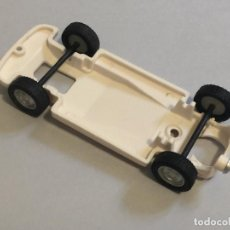 Scalextric: SCALEXTRIC CHASIS Y RUEDAS SEAT 600 . Lote 100532039