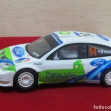Scalextric: COCHE DE SCALEXTRIC - FORD FOCUS WRC. Lote 101757407