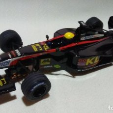 Scalextric: MINARDI F1 GP -AUSTRALIA 2002- TECNITOYS 6107 (2002) /C88/. Lote 103853795