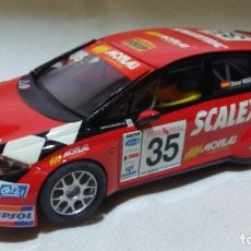 Scalextric: SEAT LEON SUPERCOPA #35 (NOGUES) TECNITOYS 6365 (2009) /C52/. Lote 103854923