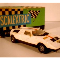 Scalextric: ANTIGUO COCHE SCALEXTRIC MERCEDES WANKEL C-111. Lote 26305645