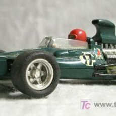 Scalextric: TYRRELL FORD VERDE REF. C 48 DE EXIN SCALEXTRIC AÑOS 70. Lote 26991003