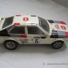 Scalextric: AUDI QUATTRO SCALEXTRIC. MADE IN SPAIN. REF 4070.. Lote 99139726