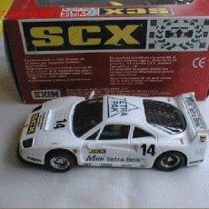 Scalextric: SCALEXTRIC EXIN 83550 FERRARI F40 TETRA PAK . Lote 6914546