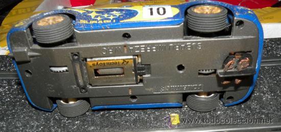 Scalextric: CIRCUITO SCALEXTRIC COMPLETO RALLY AUSTRALIA - Foto 7 - 25482215