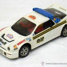 Scalextric: FORD RS 200 SCALEXTRIC. Lote 12483096