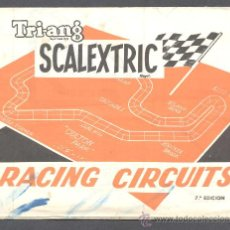 Scalextric: SCALEXTRIC RACING CIRCUITS CIRCUITOS COMPLETOS . Lote 13483920