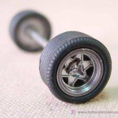 Scalextric: TREN DELANTERO ORIGINAL, SLOT CAR SCALEXTRIC, FERRARI GTO, CIMARRON TEAM, REF: 4075. Lote 14232274