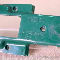Scalextric: CHASIS ORIGINAL, SLOT CAR SCALEXTRIC, FERRARI B 3, F1, REF: 4052. Lote 14235956