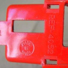 Scalextric: CHASIS ORIGINAL, SLOT CAR SCALEXTRIC, FERRARI B 3, F1, REF: 4052. Lote 14243907