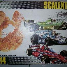 Scalextric: SCALEXTRIC GP 14. EXIN. BRAMHAM BT-46. ALFA ROMEO.. Lote 21865527