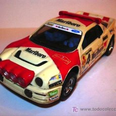 Scalextric: SCALEXTRIC - EXIN - FORD RS-200. Lote 27475929