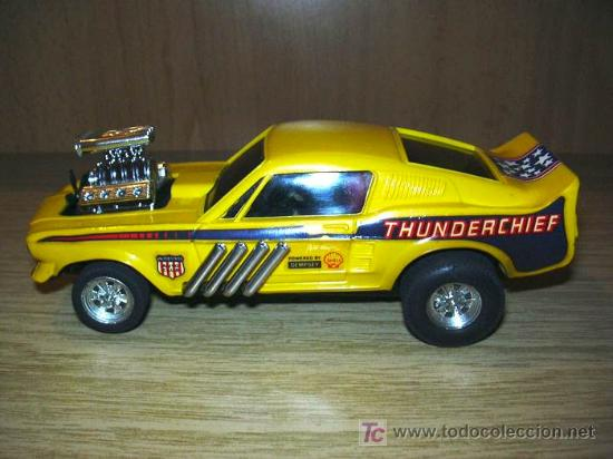 Scalextric: SCALEXTRIC - EXIN - FORD MUSTANG - Foto 2 - 75746473