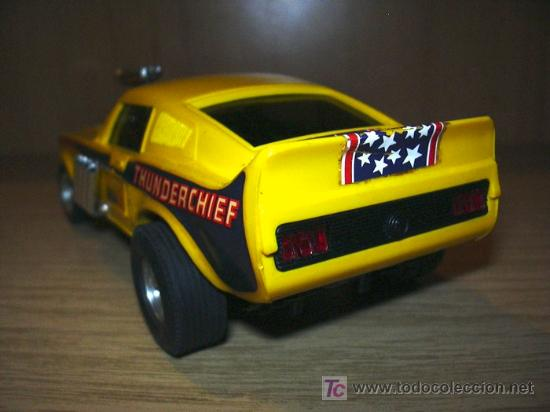 Scalextric: SCALEXTRIC - EXIN - FORD MUSTANG - Foto 5 - 75746473