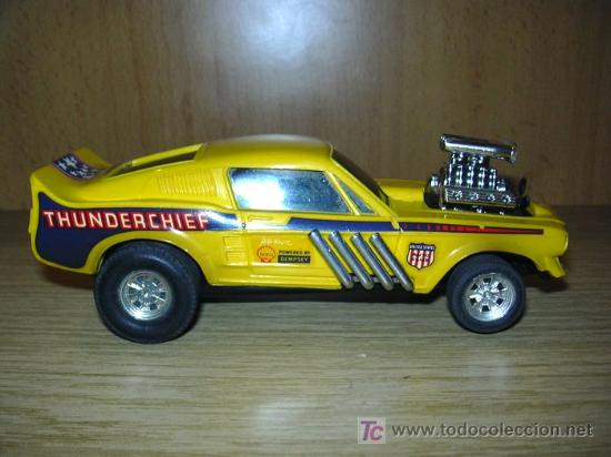 Scalextric: SCALEXTRIC - EXIN - FORD MUSTANG - Foto 3 - 75746473