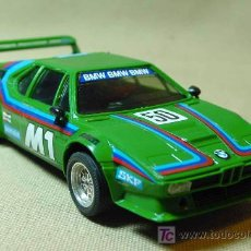 Scalextric: RARO, SLOT CAR SCALEXTRIC, BMW M1, REF: 4063/64 . Lote 17716342