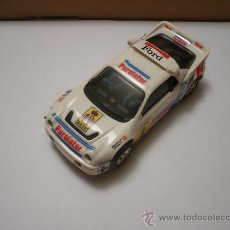 Scalextric: SCALEXTRIC FORD RS 200 - BLANCO. Lote 27327228