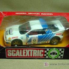 Scalextric: SLOT CAR SCALEXTRIC, FORD RS 200, MARLBORO, CON CAJA, REF: 4080. Lote 19528784