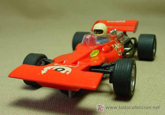 SLOT CAR SCALEXTRIC, TYRRELL FORD, REF: C 48 (Juguetes - Slot Cars - Scalextric Exin)