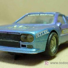 Scalextric: SLOT CAR SCALEXTRIC, LANCIA RALLY 037, REF: 4073/4074, MADE IN SPAIN. Lote 19532763