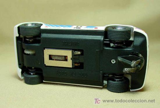 Scalextric: SLOT CAR SCALEXTRIC, FORD RS 200, MARLBORO, CON CAJA, REF: 4080 - Foto 6 - 19528784
