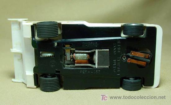 Scalextric: SLOT CAR SCALEXTRIC, RENAULT ALPINE 2000 TURBO, REF: 4053 - Foto 7 - 19527885