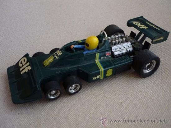 Tyrrell p34 form1 6 ruedas scalextric exin ref comprar scalextric tyrrell p34 form1 6 ruedas scalextric exin ref 4054 completo y en thecheapjerseys Choice Image