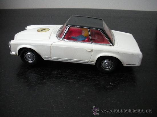 MERCEDES 250 SL SPORT EXIN (Juguetes - Slot Cars - Scalextric Exin)